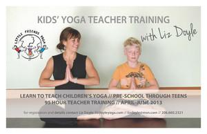 Kids Yoga Teachers Training