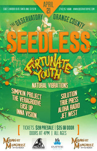 Seedless & Fortunate Youth
