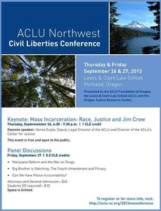 Civil LIberties Conference