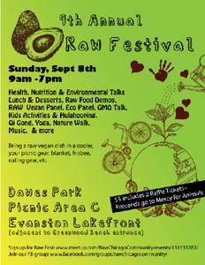 9th Annual Raw Festival