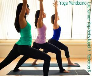 Late Summer Yoga Series