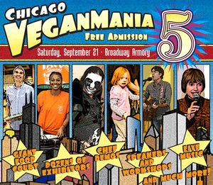 Chicago Vegan Mania