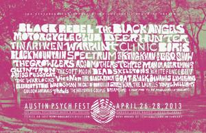 Austin Psych Fest