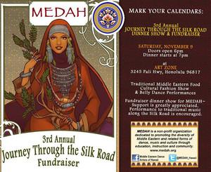 Journey Through The Silk Road