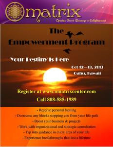 The Empowerment Program