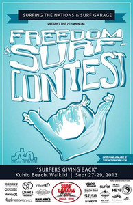 Freedom Surf Contest