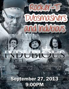 Rocker-T: Dubsmashers & Indubious