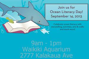 Ocean Literacy Day