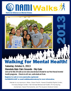 NAMIWalks Hawaii