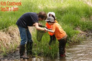 Kids' Coastweek