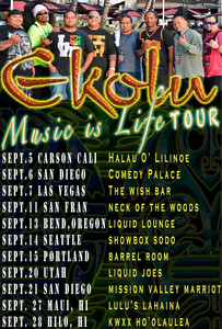 Music In Life Tour