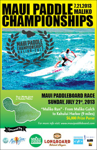 Paddle Championships