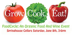 Organic Food And Wine Event