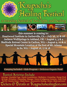 KayPacha's Healing Festival