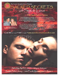 Sacred Secrets of Sex & Love Workshop