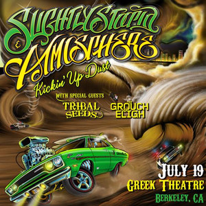 Kickin' Up The Dust Tour