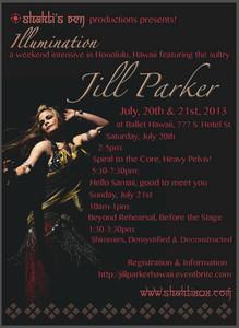 Summer Intensive featuring Jill Parker!