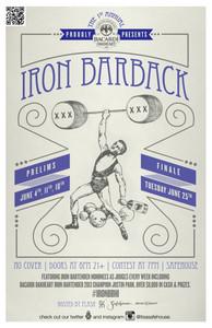 Iron Barback Challenge
