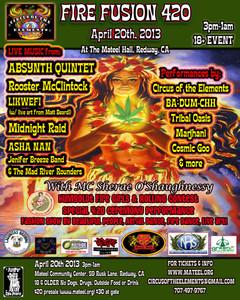 Fire Fusion 4/20