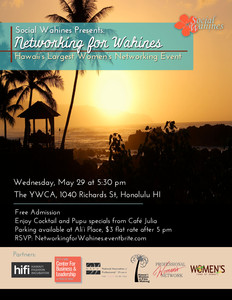 Networking for Wahines