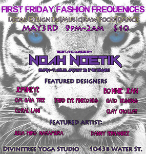 First Friday Fashion Frequencies