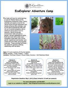 EcoExplorer Adventure Camp