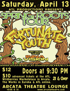 Fortunate Youth with Inna Vision