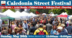 Caledonia Street Festival