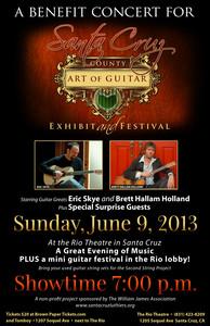 Art of Guitar Benefit Concert