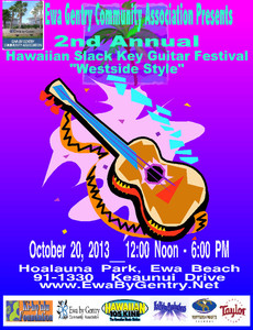 Slack Key Festival