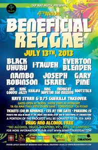 Beneficial Reggae