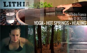 Yoga Hot Springs Nature Retreat