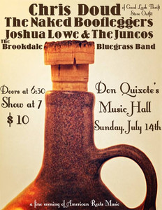 Bluegrass & Old Time Mountain Music