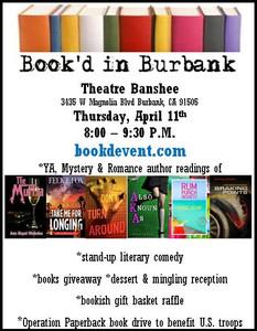 Book'd in Burbank