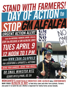 GMO Day Of Action