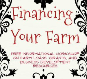 Financing Your Farm
