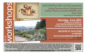 Permaculture and Native Plants Design