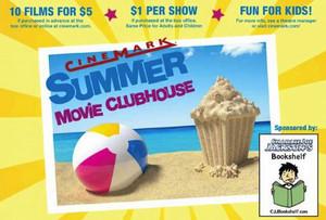 Kids Summer Movie Clubhouse