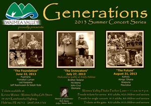 Waimea Summer Concert Series