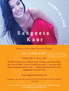 Sangeeta Kaur in Concert