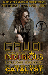 Gaudi with Indubious