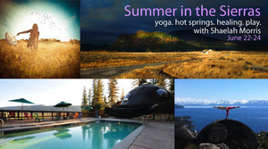 Summer in the Sierras