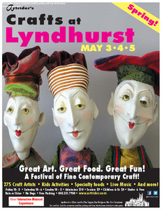 Spring Crafts at Lyndhurst