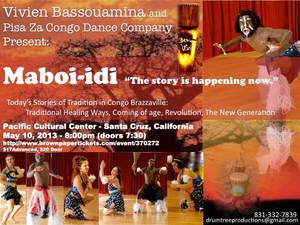 Maboi-idi Congolese Dance