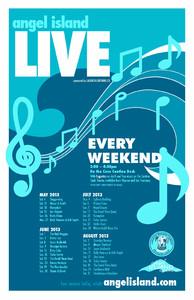Angel Island Live