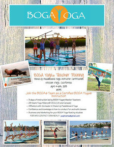 Boga Yoga Teacher Training