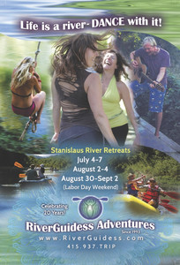 July 4th Stanislaus River Adventures