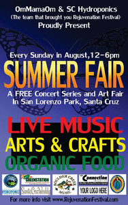 Summer Fair Concert Series