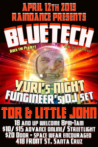 Bluetech & The Fungineers