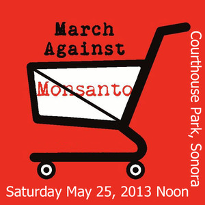 March Against Monsanto - Sonora
